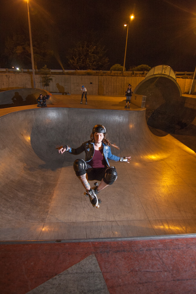 Lady Trample Kea Photography